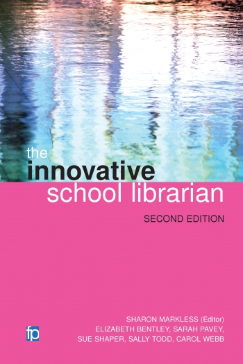 Jacket image for The Innovative School Librarian