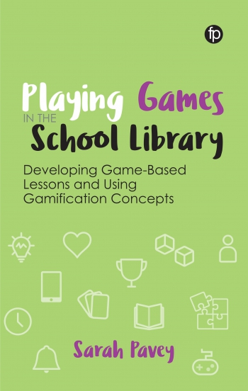 Jacket image for Playing Games in the School Library
